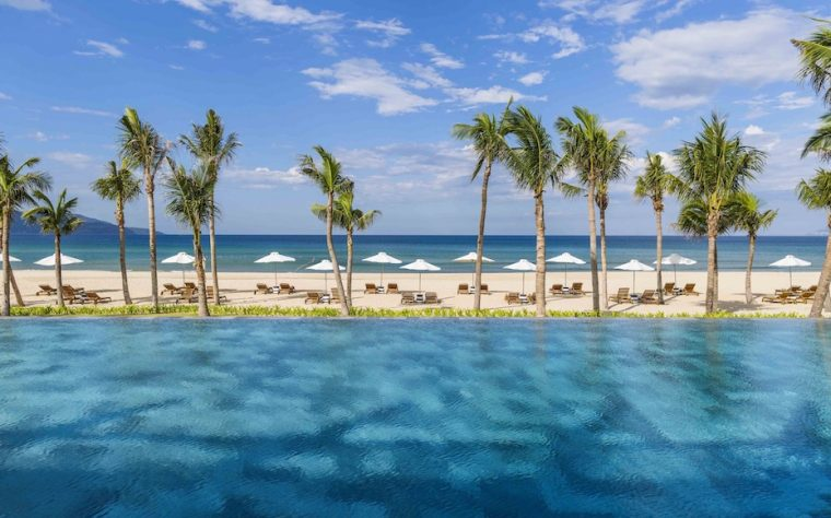 vietnam danang premier village danang resort nautica beach club pool